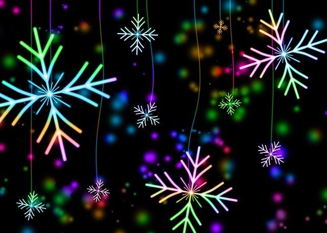fira jul utomhus